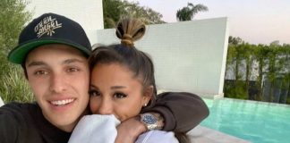 Ariana Grande goes Instagram official with her new boyfriend (Photo)