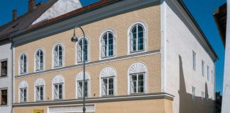 Austria: Hitler's Birth House Will Become A Police Station