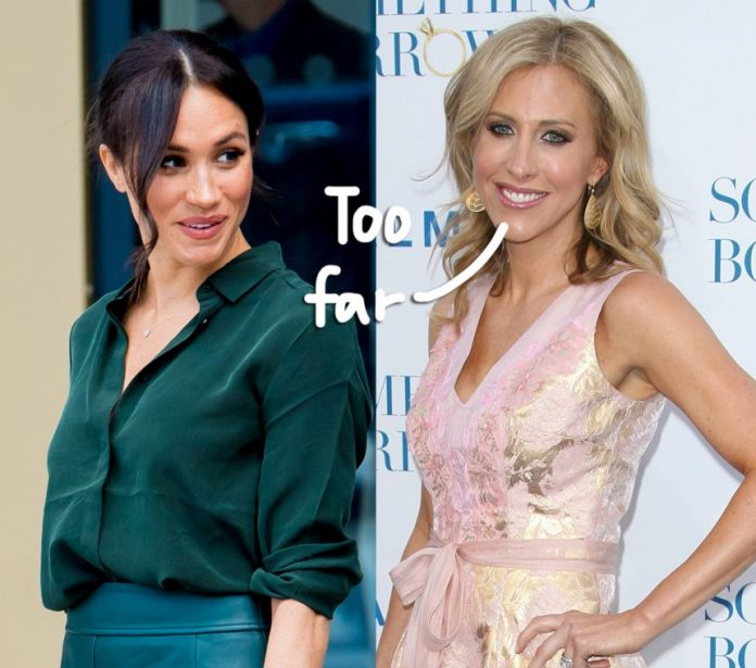 Author Emily Giffin Apologises Again For Her 'Mean' Meghan Markle Comments, Report