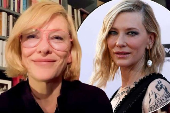 Cate Blanchett suffers head injury in lockdown 'chainsaw accident', Report