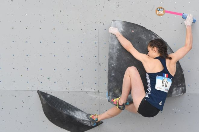 Climber Luce Douady death: French Olympic climbing hopeful dies from fall