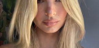 Emily Ratajkowski is Now a Blonde Bombshell, Report