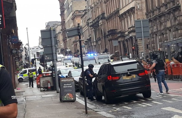 Glasgow Stabbing: Suspect shot dead by police with six injured in hospital (News)