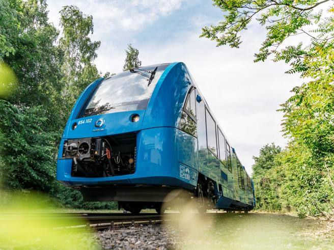 Hydrogen fuel trains could be on their way to Italy