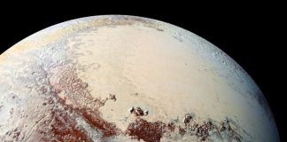 Pluto's icy crust may be hiding ocean (News)