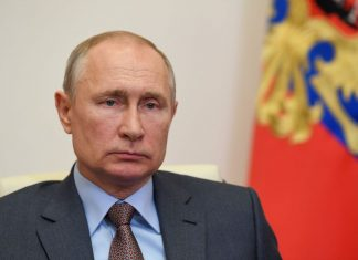 Putin signs Russia's nuclear deterrent policy, Report