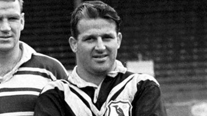 Rugby league, Western Suburbs legend Noel Kelly dies aged 84