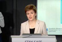 Air bridges UK: Nicola Sturgeon slams 'shambolic' plan, Report