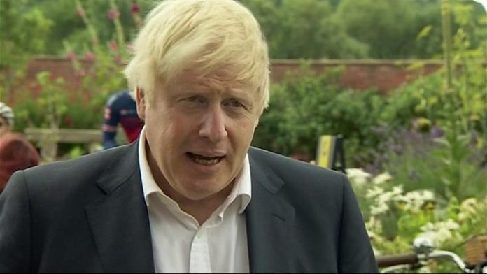 Boris Johnson announces 10-point green plan with 250,000 jobs, Report
