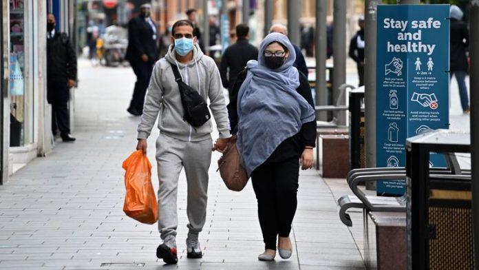 Coronavirus: Five-step plan for local lockdowns announced