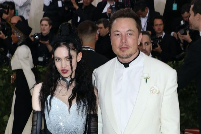 "Elon Musk says Grimes has ""much bigger role"" in caring for their son, Report"