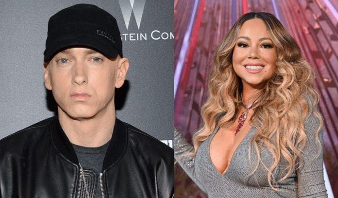 Eminem Reportedly 'Nervous' About New Mariah Carey Memoir, Report