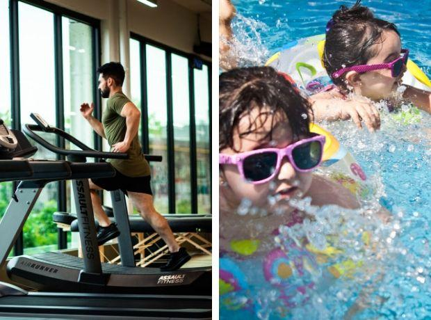 England: Gyms & swimming pools can reopen on July 25