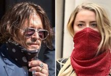 Johnny Depp accuses Amber Heard of hitting him with 'haymaker' punch, Report