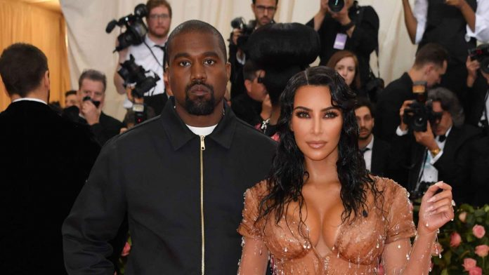 Kanye West claims he's been trying to divorce Kim Kardashian, Report