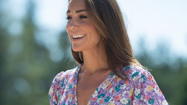 Kate Middleton Shows Off A Fresh New Hair Color (Picture)