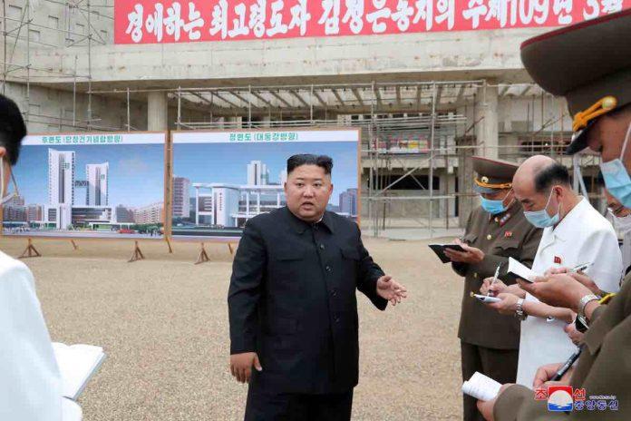 Kim Jong Un berates officials over hospital project, Report