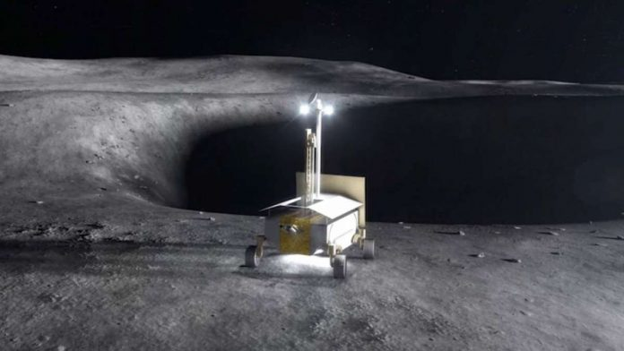 Moon mining May Commence As Early As 2025