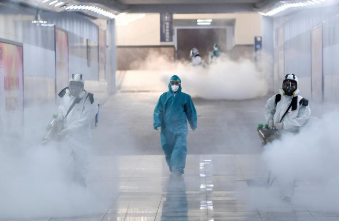 North China region reports one suspected bubonic plague case