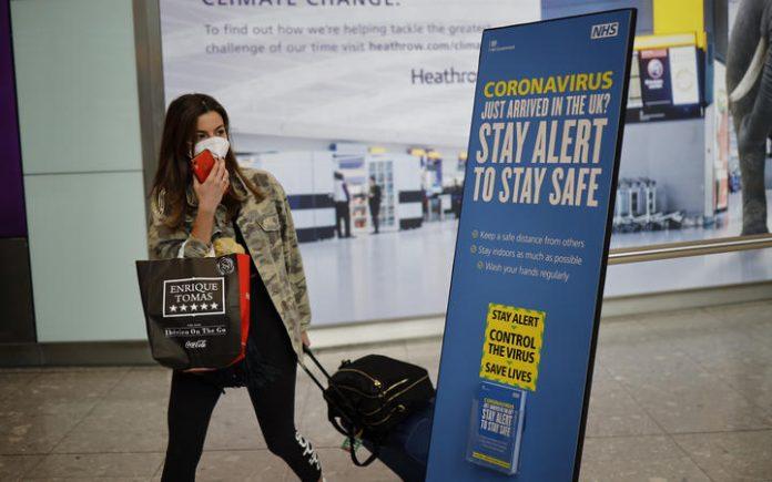 UK government's quarantine-free list 'absurd', Report