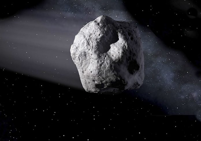 Asteroid coming our way right before Election Day (NASA)