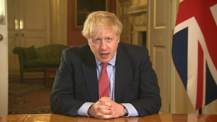 Coronavirus UK Updates: Boris Johnson asked about third national lockdown at Brexit briefing