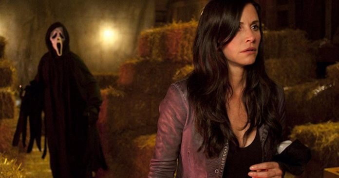 Courteney Cox signs up for Scream 5, Report
