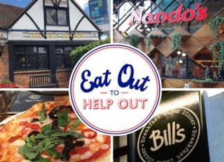Eat Out To Help Out: The full list of chain restaurants (News)