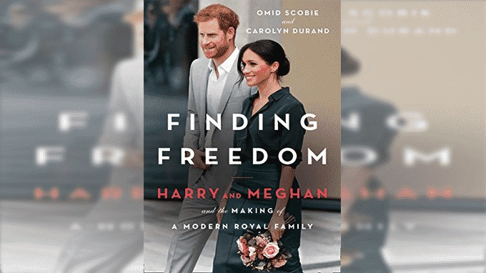 'Finding Freedom' tells Harry and Meghan's side on family feuds, racism (Report)