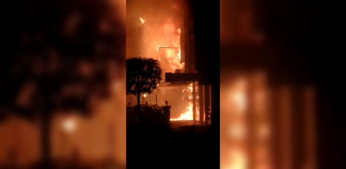 Fire at Covid facility in India kills at least 10 (News)
