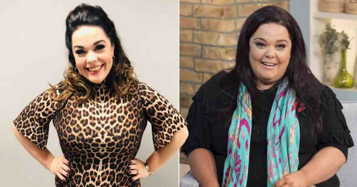 Lisa Riley on her 12 stone weight loss: 'I've never felt better' (Picture)