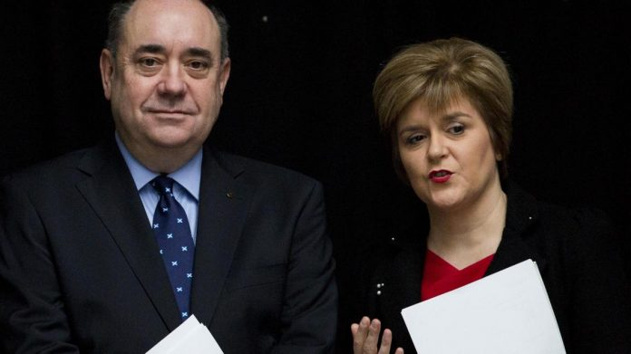 Sturgeon investigated over claims she misled parliament about Alex Salmond meetings (News)