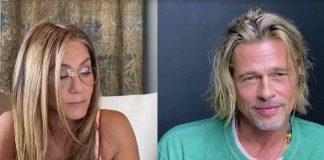 Brad Pitt and Jennifer Aniston reunite for a good cause, Report