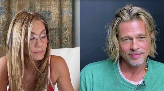 Brad Pitt and Jennifer Aniston reunite for a good cause, Report