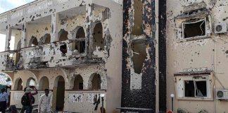 Briton among 26 killed in Somali hotel suicide blast