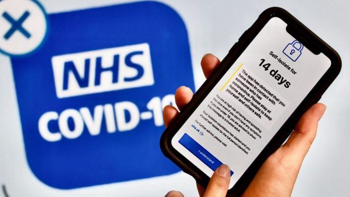 Coronavirus UK updates: NHS Covid-19 contact tracing app launches in England and Wales