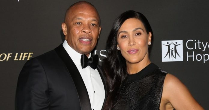 Dr. Dre's Wife Nicole Young Accuses Him Of Domestic Violence, Report
