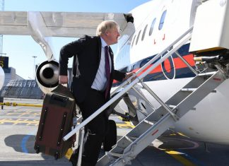 Johnson rejects claim he took Italy trip as 'completely untrue', Report