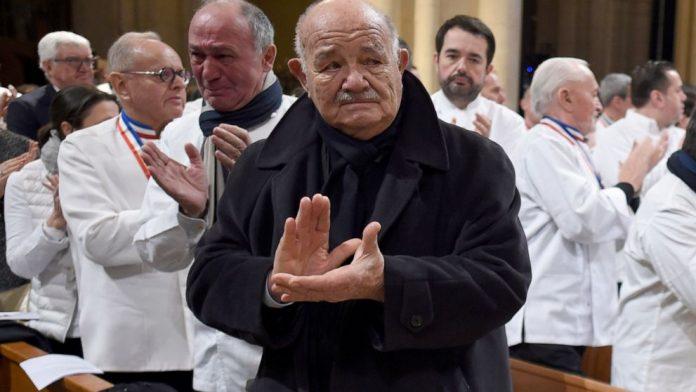 Legendary nouvelle cuisine pioneer Pierre Troisgros dies aged 92