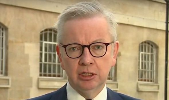 Michael Gove tells Britons to work from home as No10 abandons plan to return to the office, Report