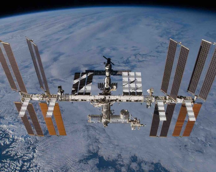 NASA Can't Figure Out Why the Space Station Is Leaking Air, Report