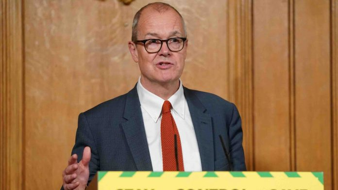 Patrick Vallance has £600K shareholding in firm contracted to develop vaccines, Report