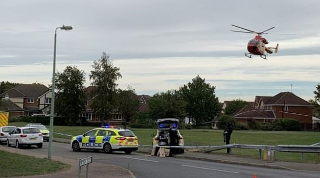 Suffolk shooting: Year 11 pupil involved in shooting on way to school (News)
