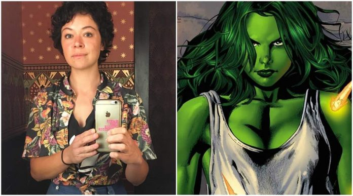 Tatiana Maslany to Play She-Hulk in New Marvel Series, Report
