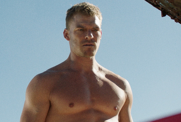 Titans' Alan Ritchson is the new Jack Reacher, Report
