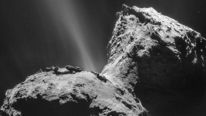 Ultraviolet Aurora Spotted on Comet 67P/Churyumov-Gerasimenko (Study)