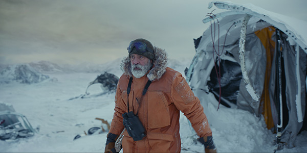 'The Midnight Sky' Trailer: George Clooney Tries to Save Humanity from a Ruined Earth, Video