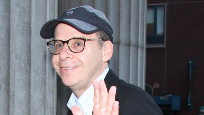 Actor Rick Moranis assaulted by stranger in NYC