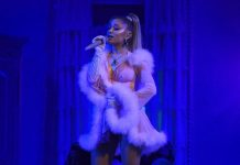 "Ariana Grande Teases ""Positions,"" Coming Next Week, Report"