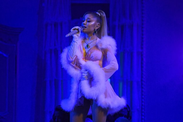 """Ariana Grande Teases """"Positions,"""" Coming Next Week, Report"""